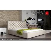 Łóżka stylowe   MANCHESTER - polibox