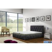 Nowoczesne łóżka do sypialni TRIVIO - polibox