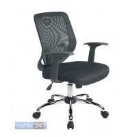Fotel biurowy UM MIKROBI czarny