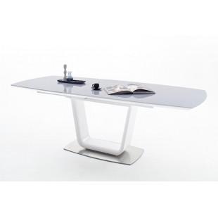 Stół rozkładany KASANDRA 180-230/95 cm szary