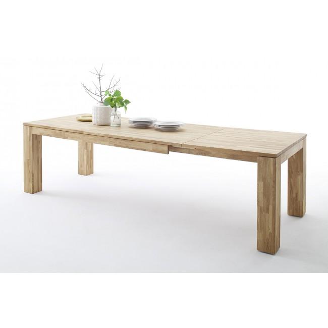 Stół drewniany rozkładany MANTA 160-220/90 cm