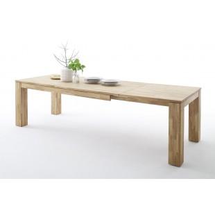 Stół drewniany rozkładany MANTA 160-240/90 cm