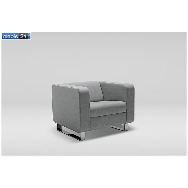 Fotel nowoczesny do salonu EURO CABBY 2P