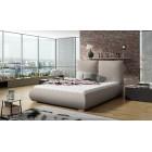 Nowoczesne łóżka tapicerowane ANITA - polibox