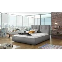 Nowoczesne łóżka tapicerowane DALIA - polibox
