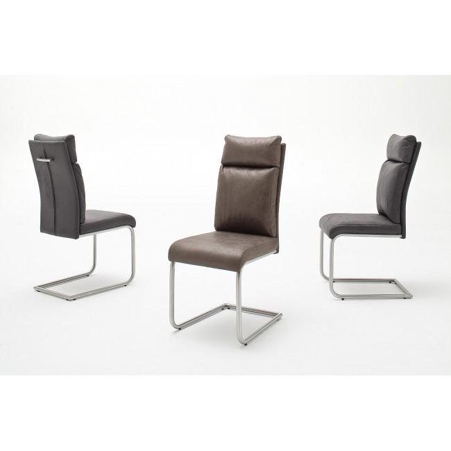 Krzesło APIA  tkanina antiklook 45/62/106 cm