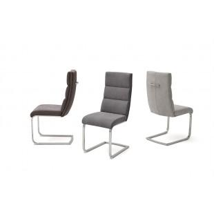 Krzesło JULIA B tkanina bogata kolorystyka  44/65/104 cm