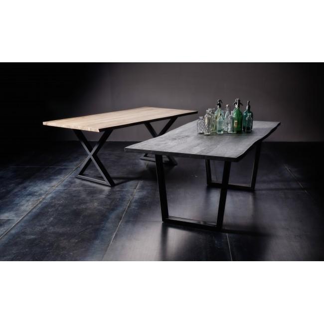 Stół KALABRIA drewno akacjowe 160/90/76 cm