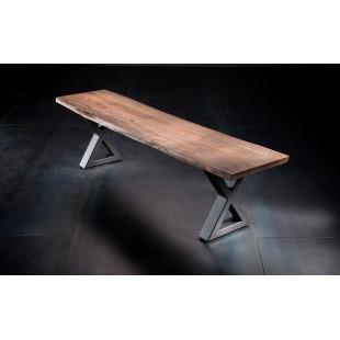 Ławka KALABRIA drewno akacjowe długość 180/40/47 cm