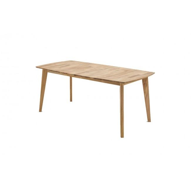 Stół dąb dziki olejowany JANNA 140/90/77 cm