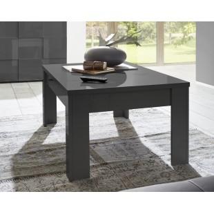 SINIORA włoski antracytowy stolik kawowy 122/65/45 cm
