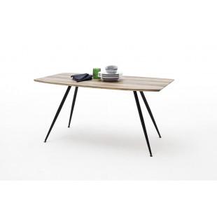 Stół dąb dziki antyk ALBERT 160/90 cm