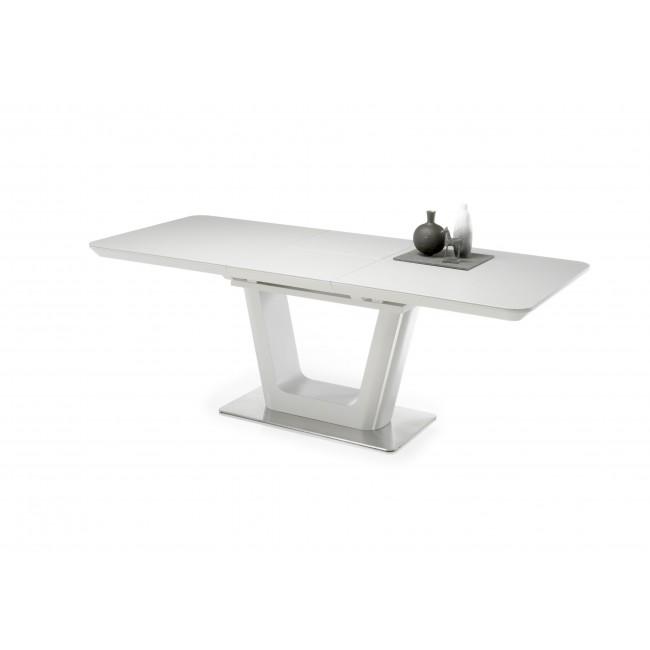 Stół SCOTI lakier szary mat 160-210/90/76 cm