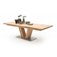Stół drewniany MALAGA A 140-220 180-270