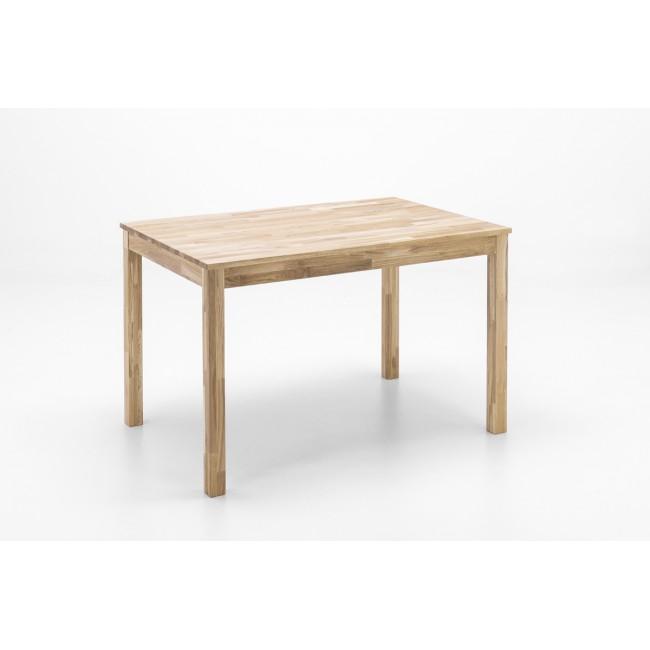 Stół REGIO dąb lity dziki olejowany 120, 140 lub 160 cm