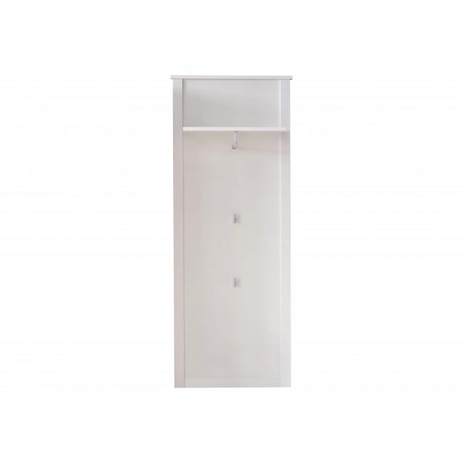 Panel garderobiany wąski OLEK  55/147/26 cm