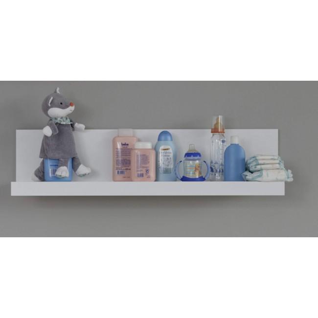Panel wiszący z półką OLEK 90/23/20 cm