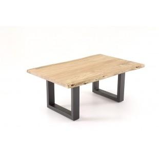 Stolik Kartagina drewno akacjowe 110/70/45 cm