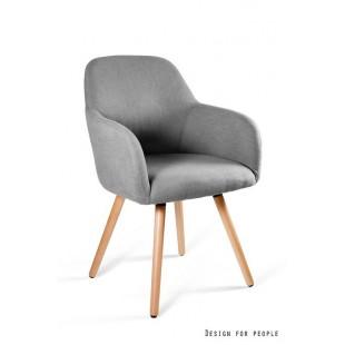 Krzesło materiałowe NANCY