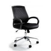 Fotel biurowy nowoczesny WANDA tkanina
