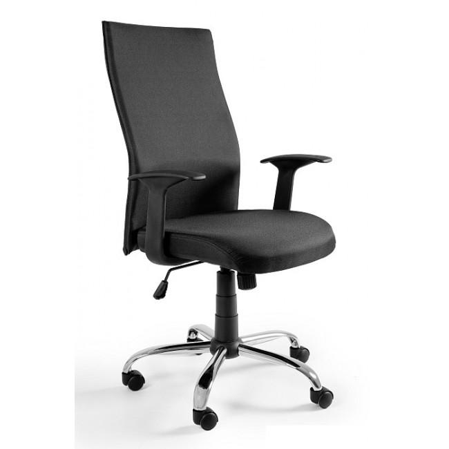 Fotel biurowy nowoczesny BLANK tkanina nylonowa