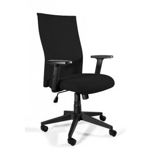 Fotel biurowy nowoczesny BLANK PLUS tkanina