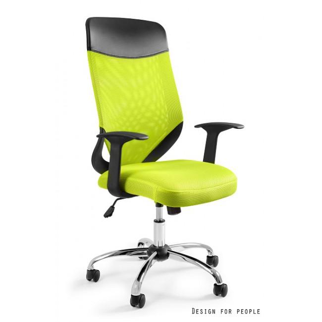 Fotel biurowy MOBILL PLUS tkanina/siatka 8 kolorów