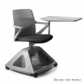 Nowoczesny mobilny fotel obrotowy HOVER