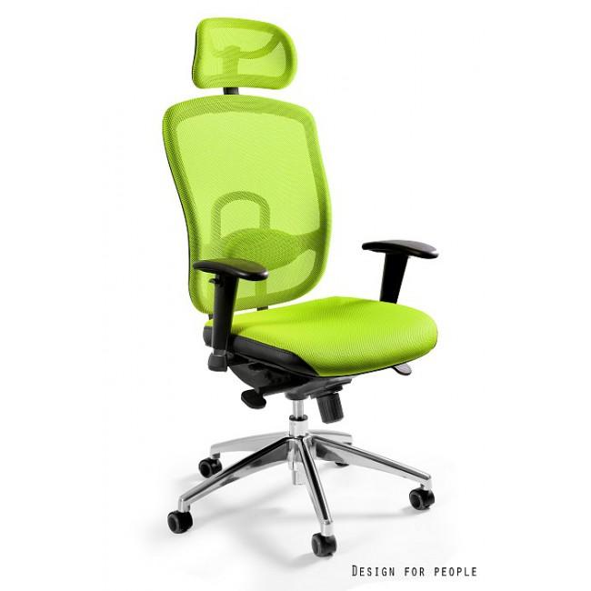 Fotel biurowy  dla wymagających WIKTOR czarny