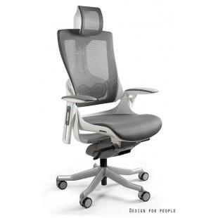 Fotel biurowy WAWA 2 siatka grafitowa