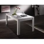 Stół 180X90 biały wysoki połysk