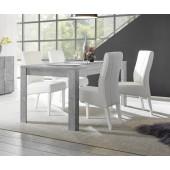 SINIORA włoski stół optyka betonu 180/90/79 cm