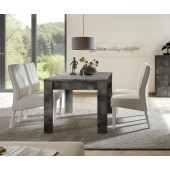 SINIORA włoski stół laminat oxide 180/90/79 cm