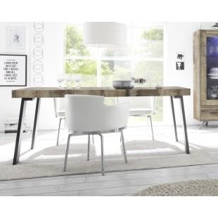 PALOMA stół laminat dąb 189/88/78 cm