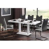 Stół rozkładany KWADRA różne kolory 120-170/75/89 cm