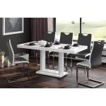 KWADRA stół rozkładany różne kolory 120-170/75/80 cm