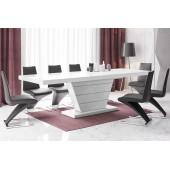 Stół rozkładany WERA wyroki połysk 160-208-256/89/75 cm