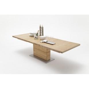 KORTADO A stół drewniany rozkładany dąb dwa rozmiary