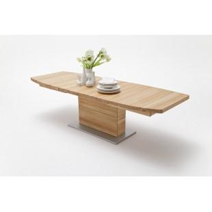KORTADO B stół drewniany rozkładany buk dwa rozmiary