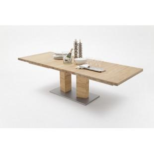 KONEO A stół drewniany rozkładany dąb dwa rozmiary