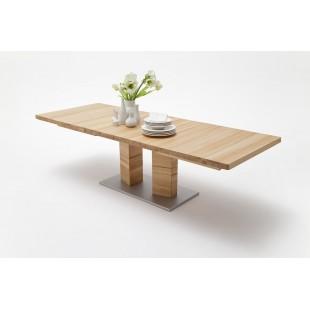 KONEO A stół drewniany rozkładany buk dwa rozmiary
