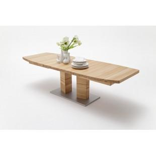 KONEO B stół drewniany rozkładany buk dwa rozmiary