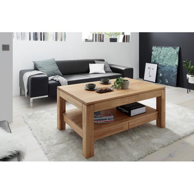 GARMIN stolik kawowy bukowy 115/70/45cm