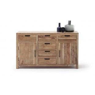 WILL komoda drewno akacjowe lakier natur 140/40/85  cm