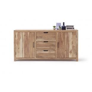 WILL komoda drewno akacjowe lakier natur 175/40/85  cm