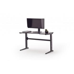 McRacing II biurko gamingowe oświetlenie LED 120/60/73 cm