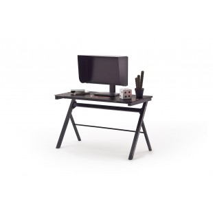 McRacing IV biurko gamingowe oświetlenie LED 120/60/73 cm