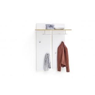 KALI panel garderobiany półka dąb wotan 88/28/118 cm