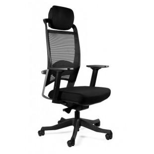 FALKO fotel biurowy czarny