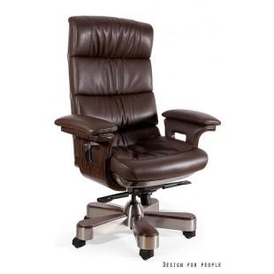 LORA fotel biurowy skóra